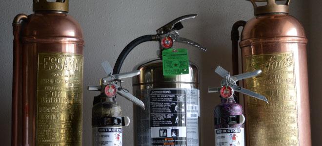 Fire Extinguisher | Roseburg, OR Area | C&S Fire-Safe Services