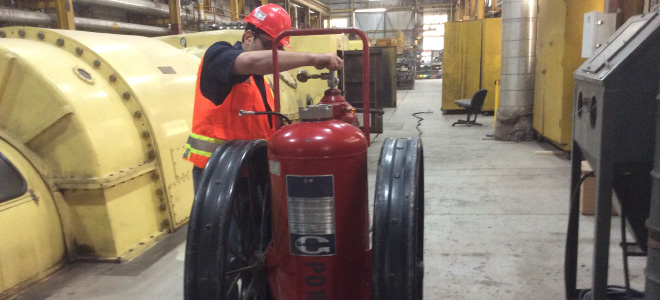 Clean Agent Fire Suppression System | Roseburg, OR Area | C&S Fire-Safe Services